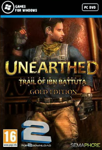 Unearthed: Trail of Ibn Battuta Highly Compressed Rip