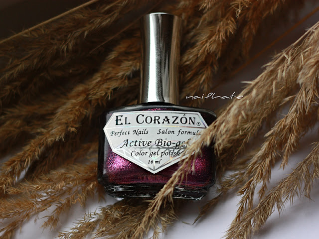 "El Corazon Active Bio-gel #423/581 ""Magic ban"""