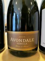 Avondale Armilla Blanc de Blanc 2009 - WO Paarl, South Africa (88 pts)