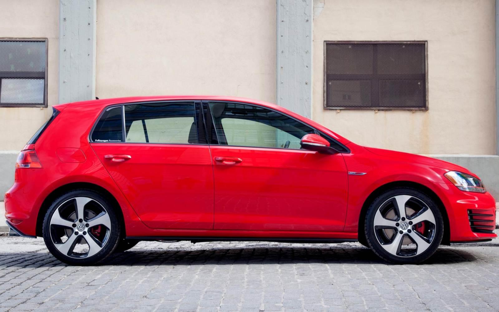 VW Golf GTI Autobahn EUA