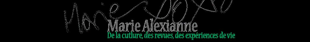 Marie Alexianne