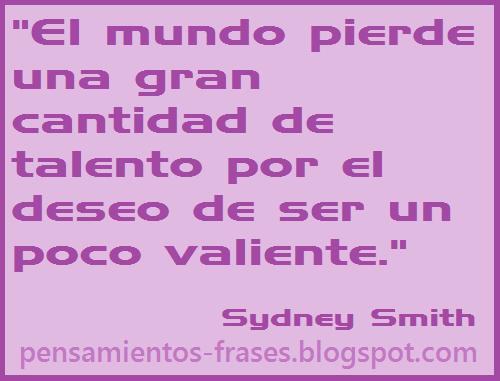 frases de Sydney Smith