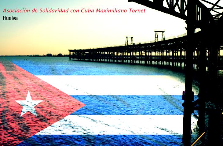 Asociación de solidaridad con Cuba Maximiliano Tornet de Huelva