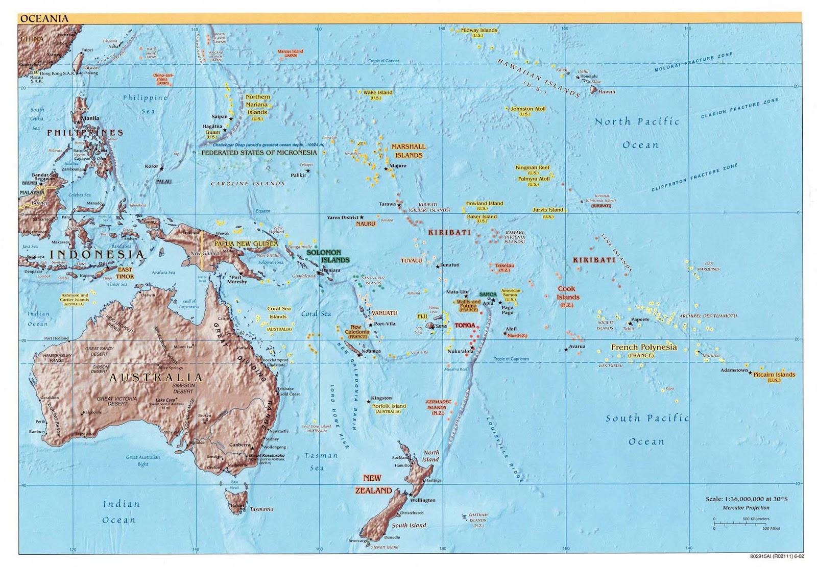 Distance Cook Islands To Fiji