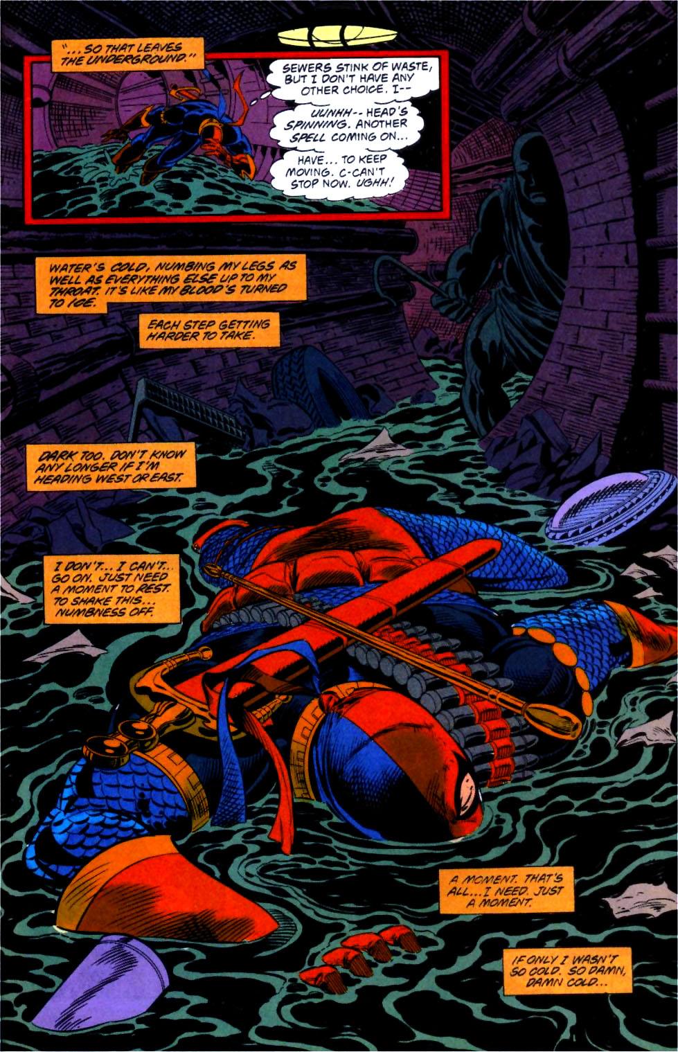 Deathstroke (1991) Issue #14 #19 - English 25