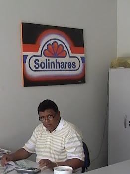 ZEZINHO DA SOLINHARES DE CAJAZERIAS  PRIMEIRA SERIGRAFIA  DE CAJAZEIRAS  REGISTRE SE