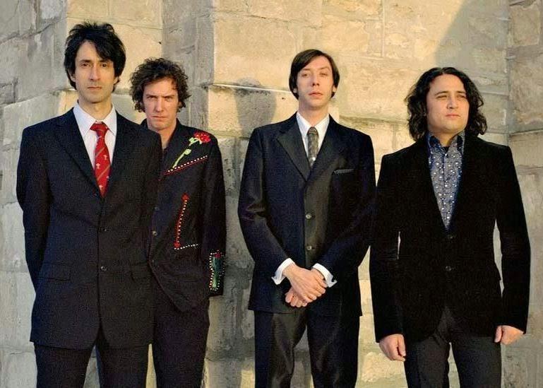 Gira The Sadies por España (octubre 2014)