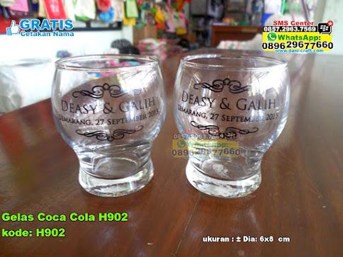 Gelas Coca Cola H902