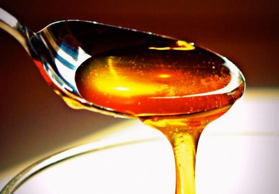 Спиртное из меда