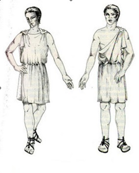The Bertho Times: A HISTORY OF FASHION: GREECE - photo #11