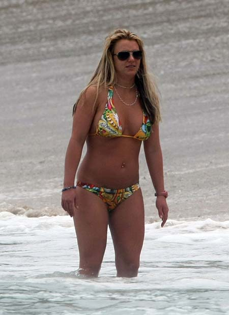 Britney Spears 2011 Fat