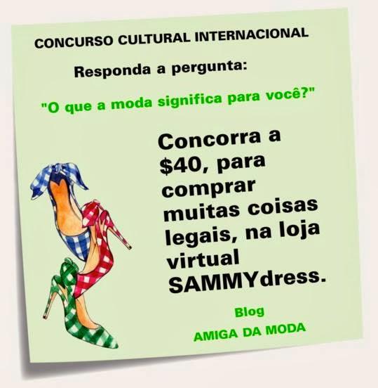 Concurso Internacional Sammydress
