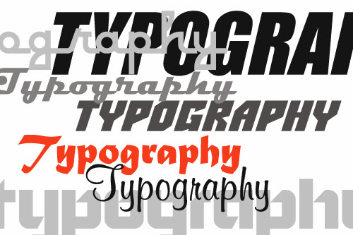 25 Best Free Fonts for Print and Web