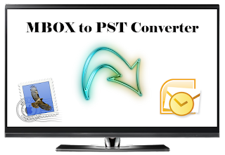 convert mbox to pst free