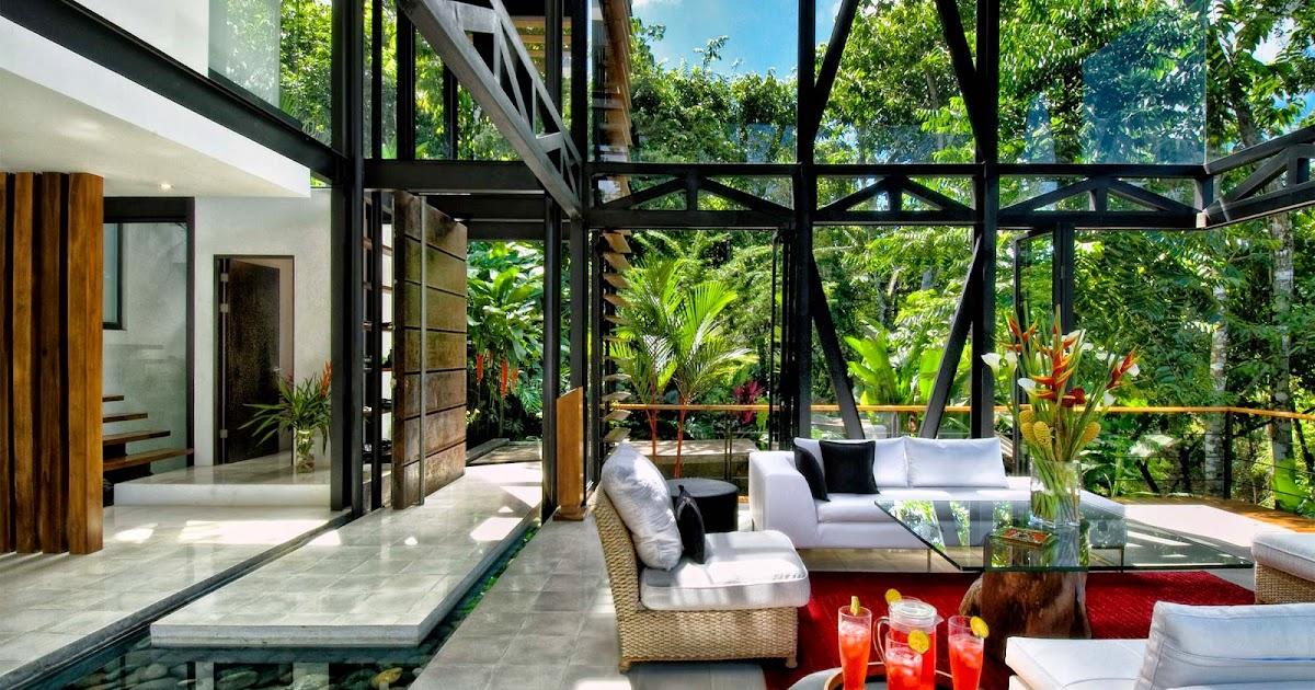 Discover home interiors a luxury villa for Luxury villas in costa rica