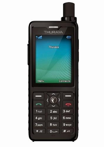 Thuraya lance le téléphone par satellite le plus avancé au monde