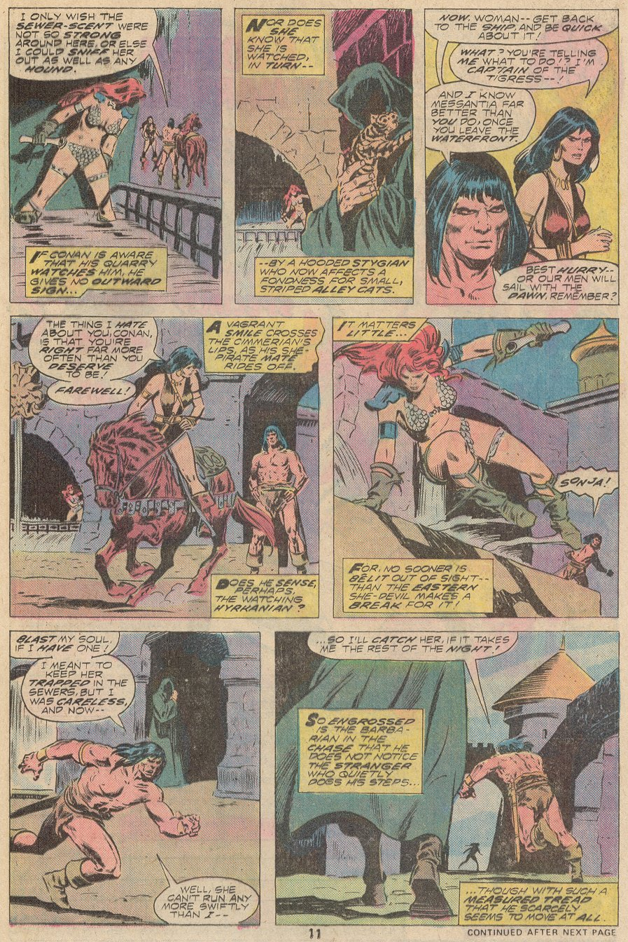 Conan the Barbarian (1970) Issue #67 #79 - English 8