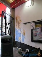 Durham Market Mural