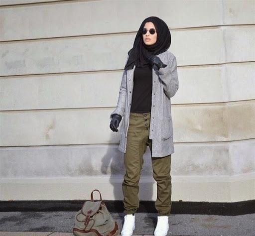 Trend Hijab Casual 2015 Rh