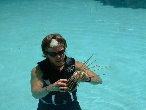 Awesome and Epic Sports Association: Underwater Basket Weaving