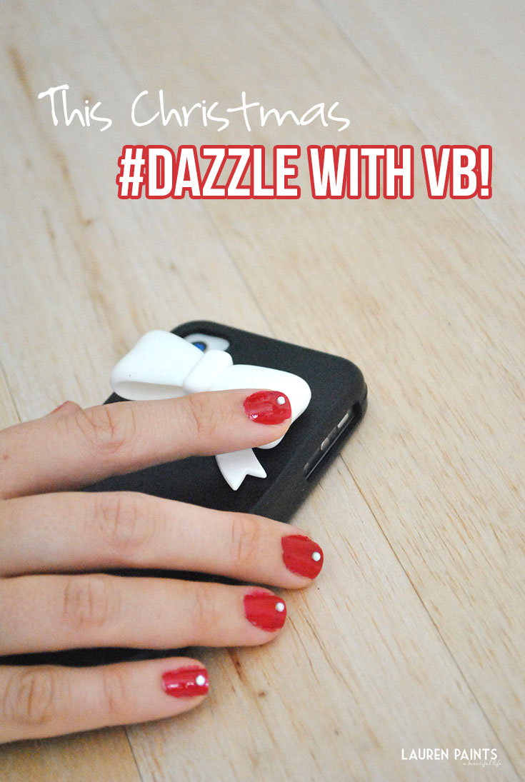 Nailed it diy chip free manicure this christmas dazzlewithvb httpoweekdl solutioingenieria Images