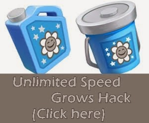 Unlimited Speed Grows Trick