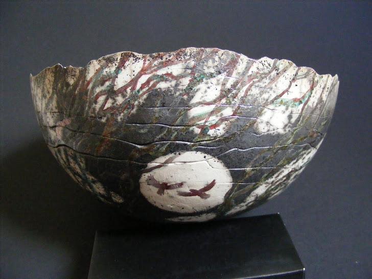 Ceramics (Raku)
