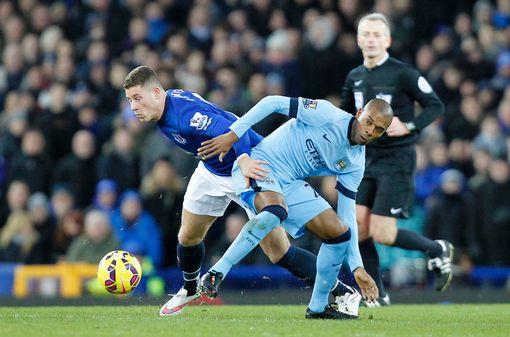 Video Gol Everton vs Manchester City 1-1