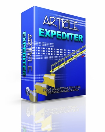 Article Expediter Software Box