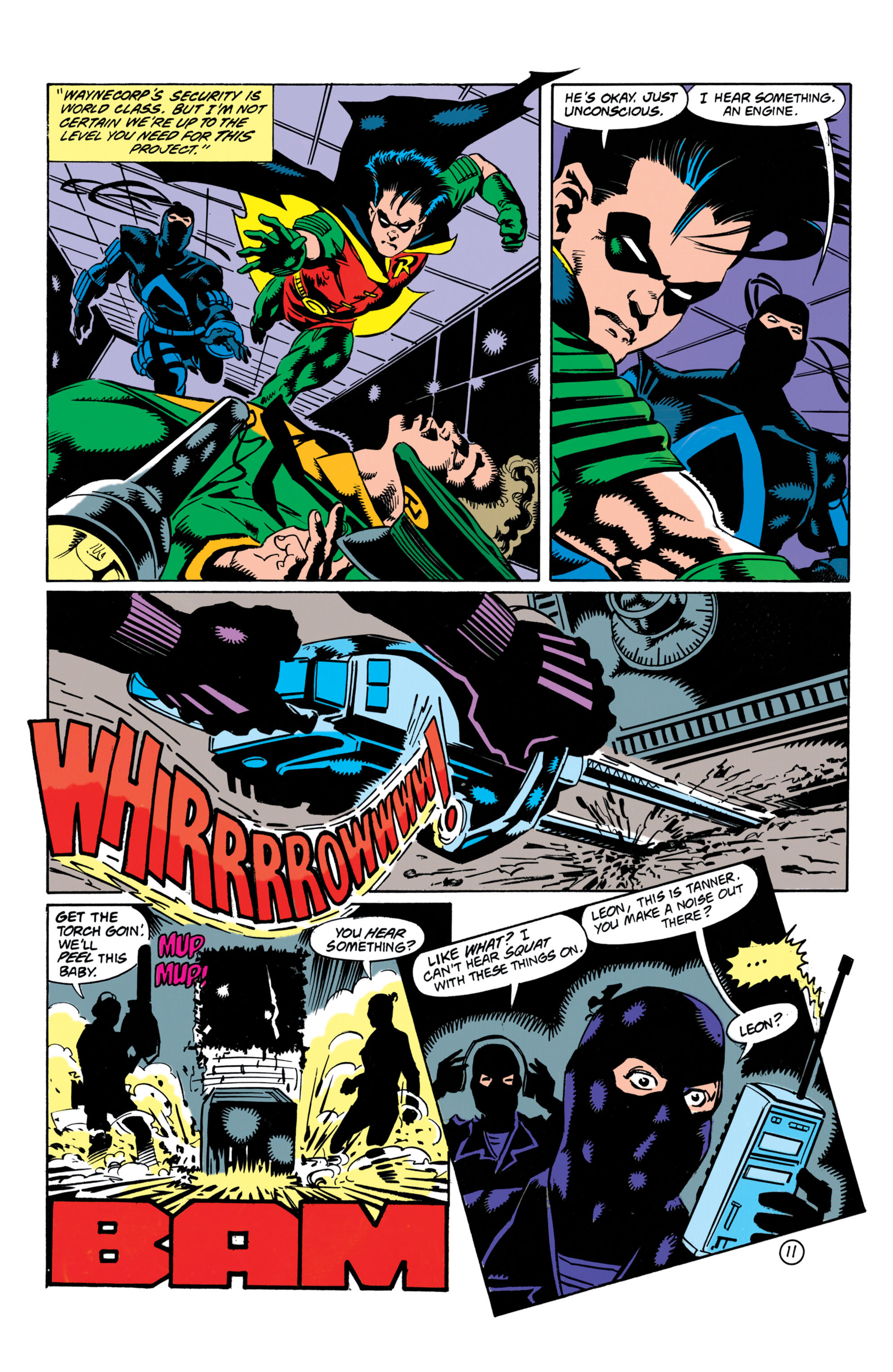 Detective Comics (1937) Issue #657 Page 12
