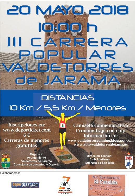 III CP VALDETORRES DE JARAMA