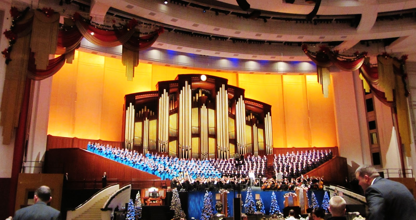 Sweet Dreams Are Made of These...: Mormon Tabernacle Choir