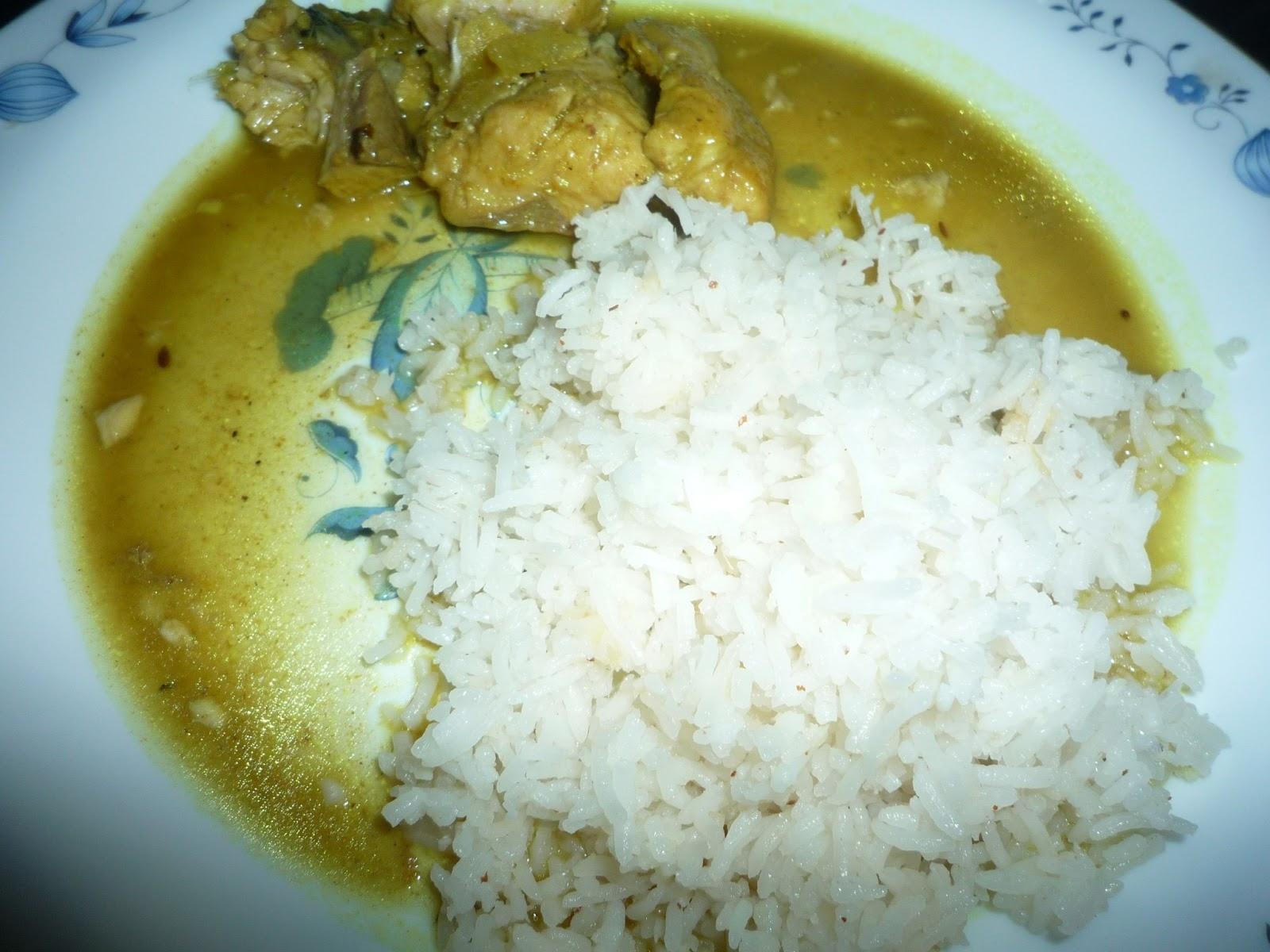 Gina's Kitchenette: Thai Coconut Rice