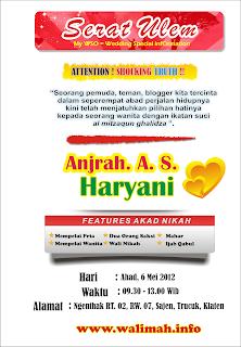 Design Undangan Pernikahan Online Unik webmaster ikhwan akhwat