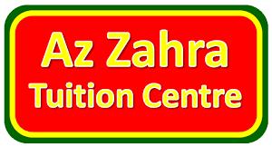 Logo Pusat Tuisyen Az Zahra