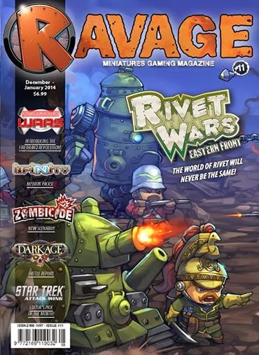 Ravage Issue 11