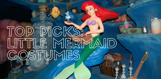 Best Little Mermaid Costumes