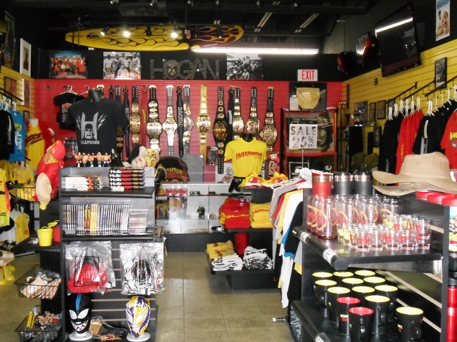Dukes of Hazzard Collector Hogans Beach Shop in Clearwater FL
