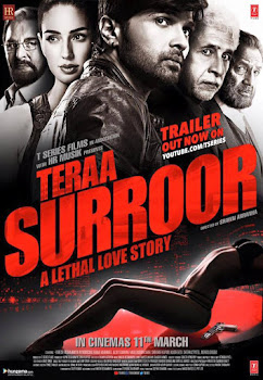 Poster Of Bollywood Movie Teraa Surroor (2016) 100MB Compressed Small Size Mobile Movie Free Download worldfree4u.com