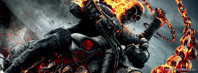 ghost rider cool facebook timeline covers