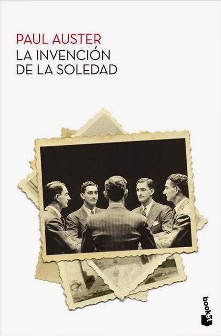 La invención de la soledad Paul Auster