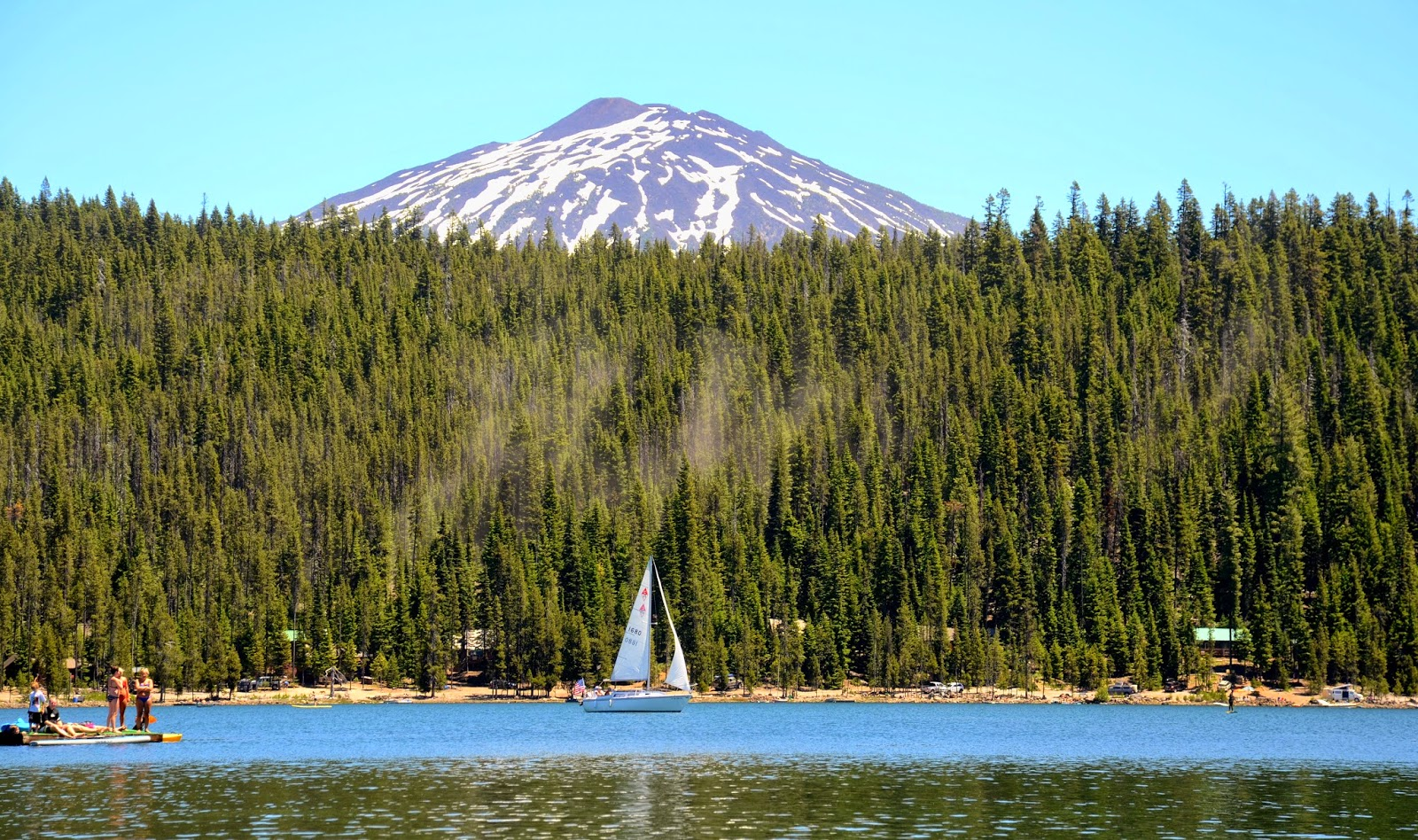 Deschutes National Forest, Oregon, USA