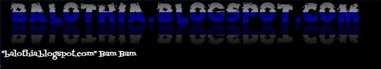 Balothia.blogspot.com