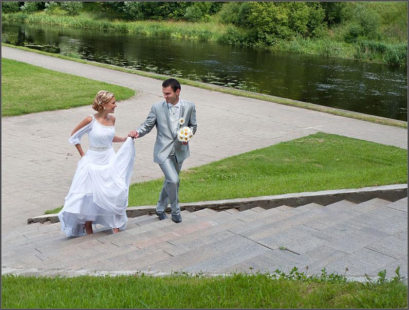 graikiškos stiliaus vestuvinė suknelė