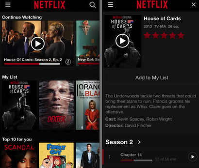 how to download movies from netflix on android phone
