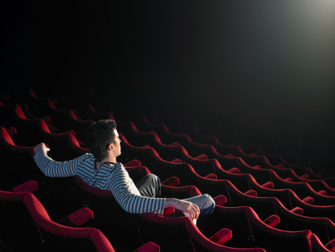We are all in our own movie theaters