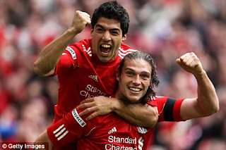 Carroll & Suarez Celebrate The Winner