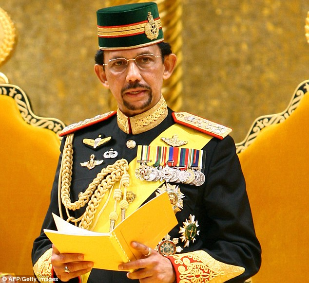Brunei Will Send Anyone To Jail For 5 Years If They Celebrate Christmas