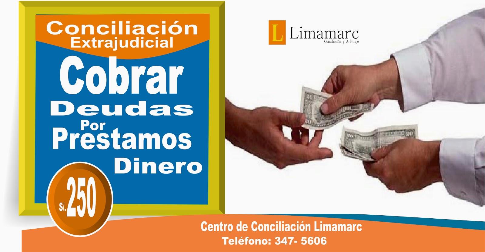Conciliaci n extrajudicial para cobrar prestamos de dinero for Modelo acuerdo extrajudicial clausula suelo