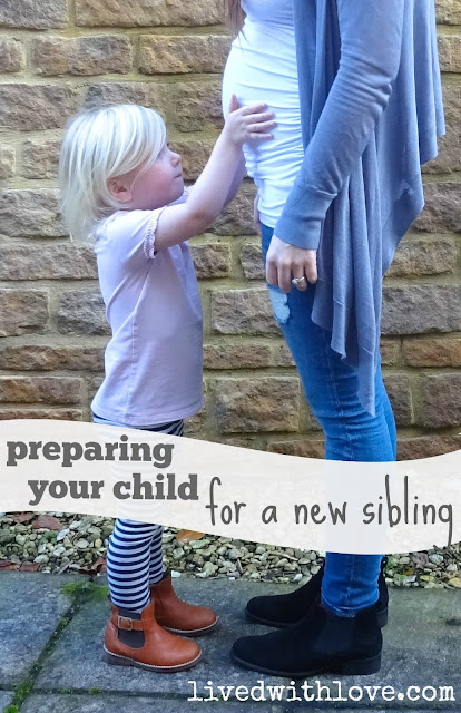 Preparing for a new sibling